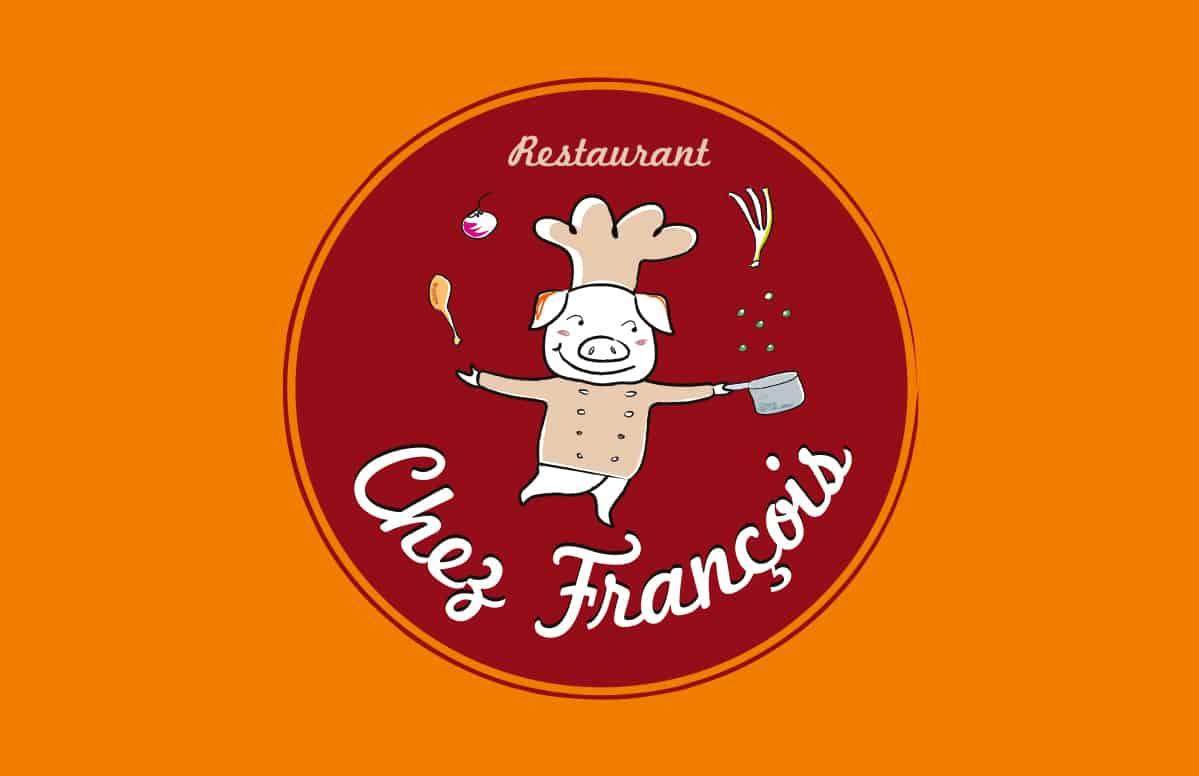 Logo restaurant Chez François
