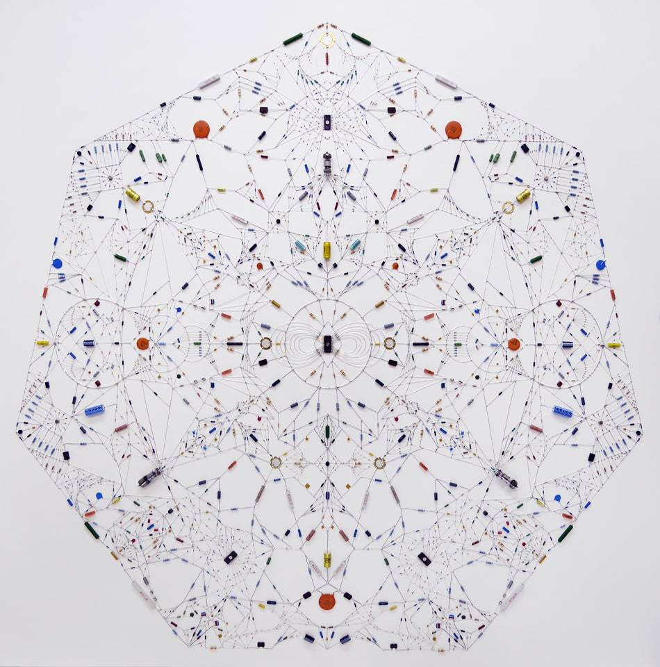 Leonardo Ulian - technological-mandala