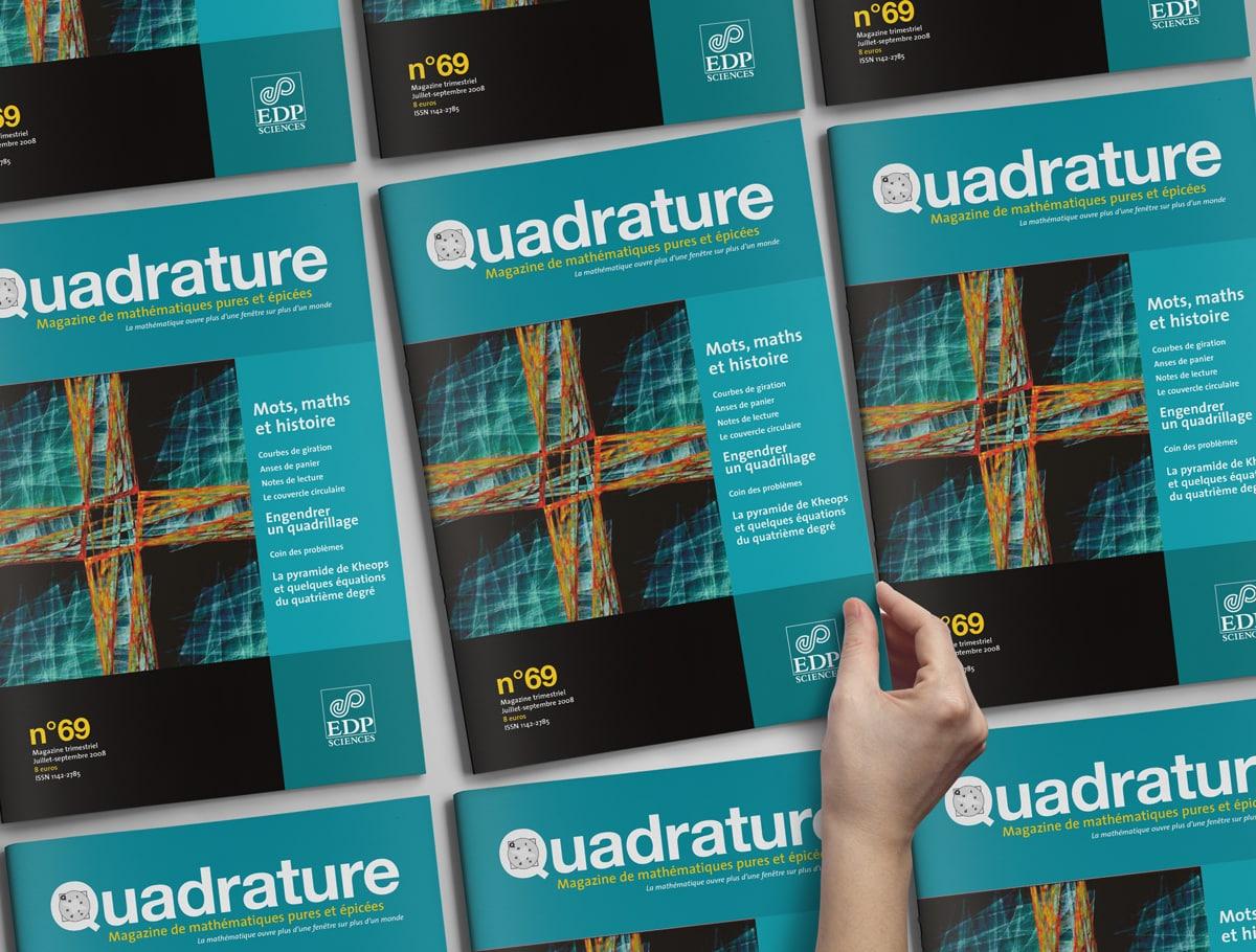 Magazine Quadrature