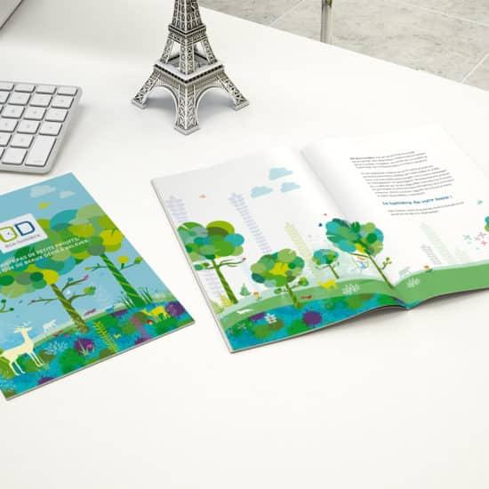 Catalogue de présentation des réalisations OD