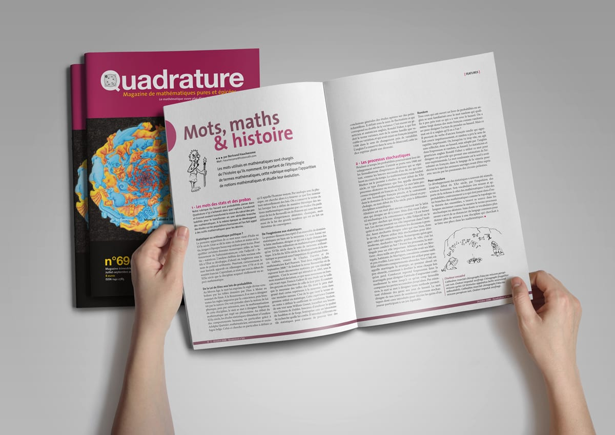 Magazine Quadrature