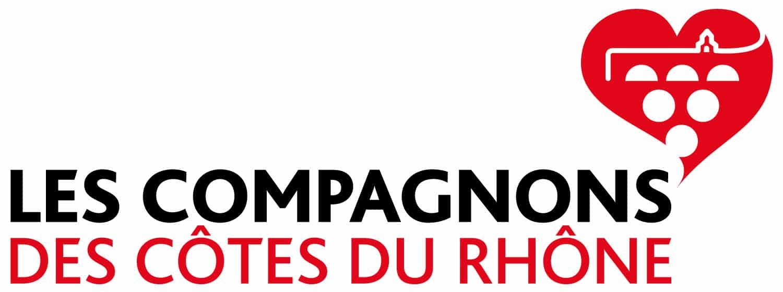 logo - les Compagnons des Côtes du Rhône Avignon